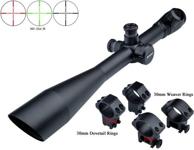 Saxon Rifle scope